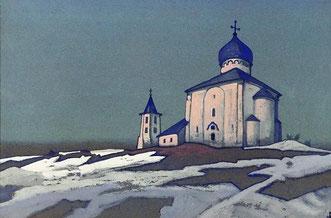 Спас Нередица (Древний Новгород).