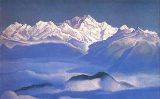 Голубые горы.