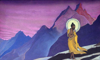 Благословенная душа Бхагаван Шри Рамакришна.