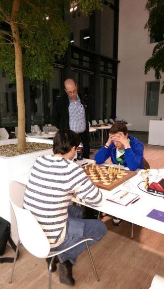 Nikolas Lubbe gegen Evgeny Degtiarev