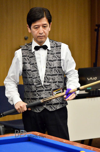 2014年度覇者・新井達雄(Tatsuo Arai)