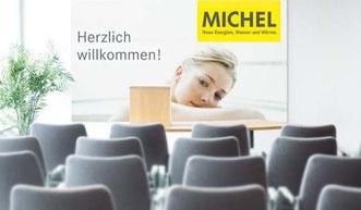 Vorträge bei Michel + Siegle