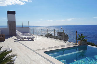 Villa Lifetime - Luxusvilla mit Meerblick