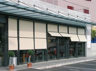 Fenstermarkisen Der textile Sicht- und Sonnenschutz