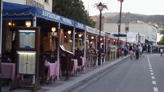 Restaurantes abierto todo el año en Tossa de Mar