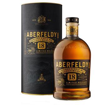 Aberfeldy Single Malt 18 Jahre