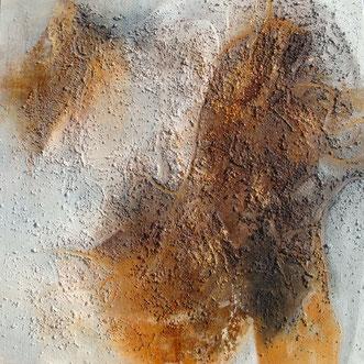 Umarmung | 2011 | 100 x 100