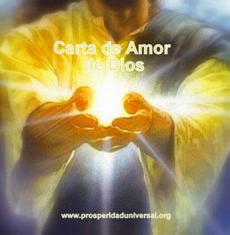 LIBRO DE ORACION DIARIA - CARTA DE AMOR DE DIOS - PROSPERIDAD UNIVERSAL