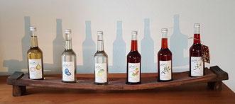Destillat von der Brennerei Wild Walddorfhäslach