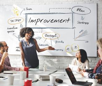 Agiles Arbeiten, Agile Work, fluide Strukturen, Agile Kompetenzen, Agiles Mindset, VUCA-Welt, Innovation