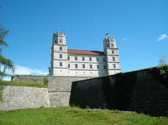 Stadtführung Eichstätt, Willibaldsburg, Bastionsgarten, Führung Hortus Eystettensis