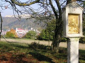 Stadtführung Eichstätt, Burg, Frauenberg, Hortus Eystettensis, Frauenbergkapelle