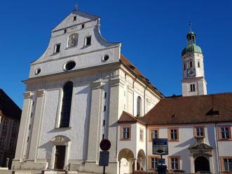 Stadtführung Eichstätt, Schutzengelkirche