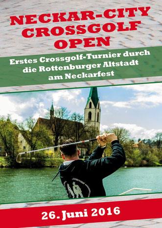 offizieller Flyer - © Golf Club Domäne Niederreutin