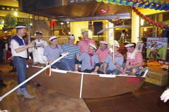 """9.2.2013 - Restaurant """"Das Schiff"""", Sänger auf Urlaub, Schiff Ahoi!"""