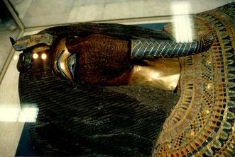 KV 55; Valle de los reyes; Smenkhare; Akhenaton; Juan Friedrichs; Museo de El Cairo; Naty Sánchez Ortega;