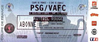 2007-01-30  PSG-Valenciennes (8ème Finale CF)