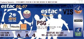 2006-12-23  Troyes-PSG (19ème L1)