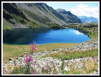 Lacs de Vens (Mercantour)
