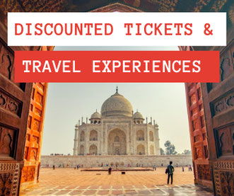 Discounted tickets and travel experiences on Klook