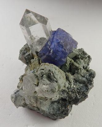 Panasqueira Fluorite