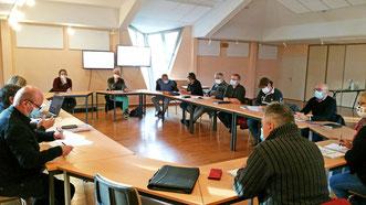 Commission Urbanisme de la Communauté de Communes des Pyrénées Audoises