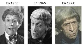 acteur Georges Douking