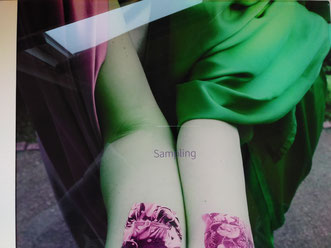 Sampling, Photo-Book, Unicat, 2019