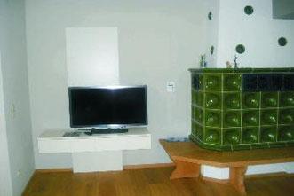 Wohnzimmermöbel vom Schreiner, © Ladenbau Berschneider, Deining