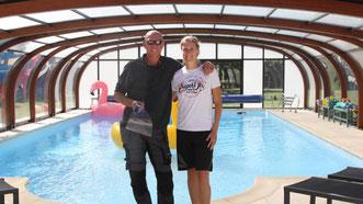Philippe Bacchin et Gaëlle Brion se sont installés à la campagne pour faire vivre leurs projets