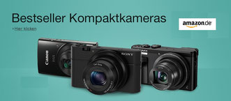 Amazon Bestseller, Kompaktkameras