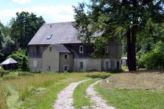 Bild: Schrötermühle Wünschendorf Erzgebirge2018