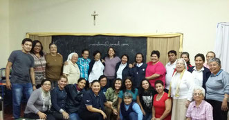 Asunción: Taller Nuevas miradas bíblico-teológicas