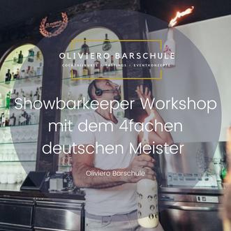 Showbarkeeper Workshop