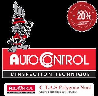 Autocontrol Perpignan Réduction Loisirs 66