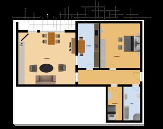 Wohnung 80 qm