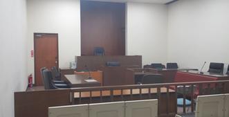 さいたま地方裁判所川越支部公判廷