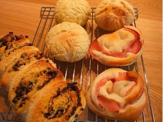 食パン生地 - パンと和菓子の教室 MANA Belle World ( マナベルワールド )
