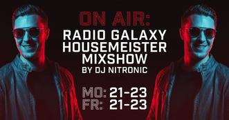 DJ NITRONIC - Event & Radio DJ - Housemeister Radio Show