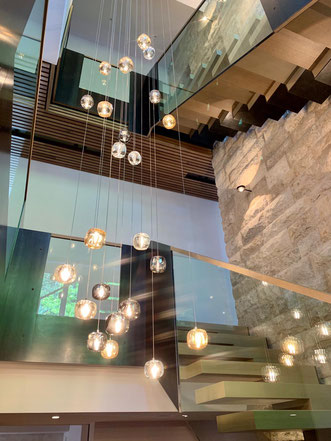 Projekt-Foto - CUBIE-Cluster mit 36 Stück - ausführendes Architekturbüro Andreas Erlacher Architekt, Rottach-Egern