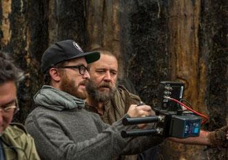 Filminstruktør Darren Aronofsky