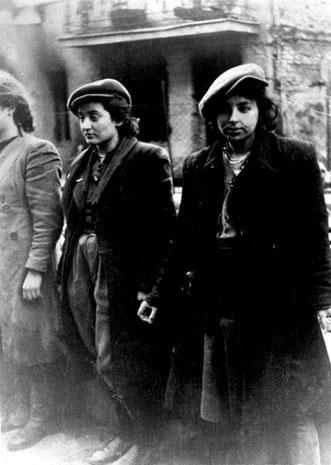 Jødiske modstandskæmpere
