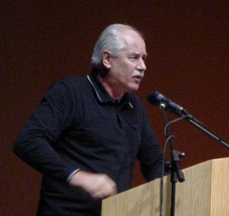 Heinz Dieterich i Caracas