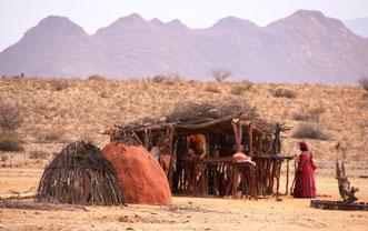 Hutte Herero