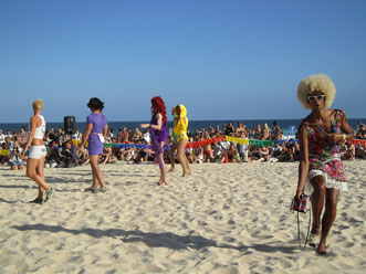 Playa gay, Tel Aviv