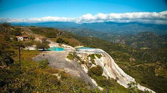 Turismo de aventura, Oaxaca