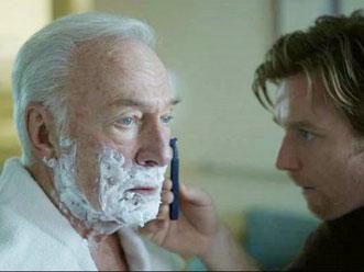 "Christopher Plummer & Ewan McGregor star in Mike Mills's film, ""Beginners"" (2010)."