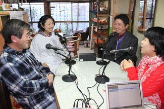 2013年1月26日 道草製作所にて収録・撮影