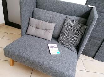 Studio Mitte Dresden, Concept Store, Lesung Brit Gloss, Grüße vom Sofa