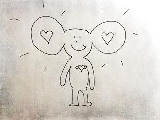Was bedeutet es, mit offenem Herzen zuzuhören?